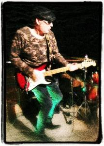 Patrick Guitariste GAROLOU