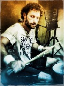 Sébastien batteur GAROLOU